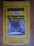 Emily Bronte – La rascruce de vanturi