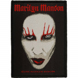 Patch Marilyn Manson - Face