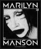 Patch Marilyn Manson - Villain
