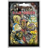Plectrum Iron Maiden - Early Albums
