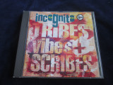 Incognito - Tribes,Vibes and Scribes _ CD,album _ acid jazz
