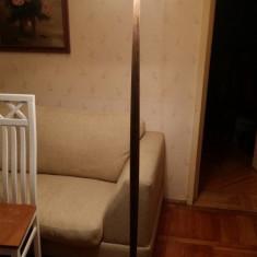 Veioza de Podea Lampa Floor Lamp Abajur Murano Aureliano Toso 1938 Made Italy