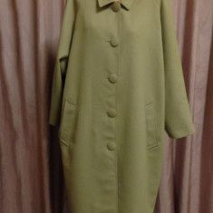 Trench vintage Claudie Pierlot, L, Din imagine