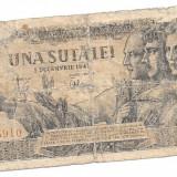 100 LEI - 5 DECEMVRIE 1947