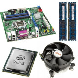 Kit Placa de baza Intel DQ67OW, Intel Core i5-2500 3.3GHz, 4 nuclee, 8GB DDR3,...