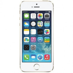 Smartphone Apple iPhone 5S 16GB Gold, Auriu, Neblocat