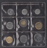 Set Monetarie San Marino 1982 lire 1 2 5 10 20 50 100 500, Europa