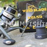 Mulineta Wind Blade ( WindBlade ) KDL5000( KDL 5000 ) 6 Rulmenti Baitrunner