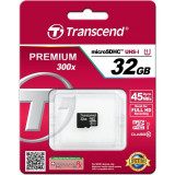 Card memorie Transcend TS32GUSDCU1 micro SDHC 32GB UHS1