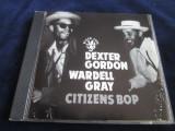 Dexter Gordon , Wardell Gray - Citizens Bop _ CD,album_Black Lion Rec. (EU,1997)