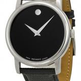 Movado MV2100002 ceas barbati nou 100% original. Garantie. Livrare rapida., Casual, Quartz, Inox