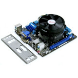 KIT Placa de baza ASUS P8H61-I/RM/SI, LGA1155, Intel i3-3220 3.3GHz, Cooler...