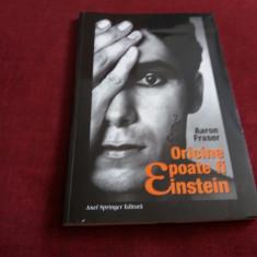 AARON FRASER - ORICINE POATE FI EINSTEIN