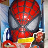 Masca Spiderman cu lumini si discuri