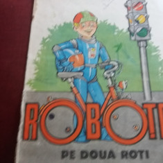 ROBOTEL PE DOUA ROTI