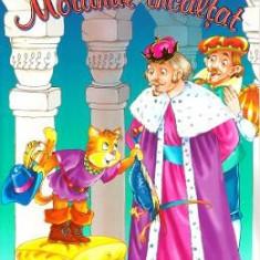 Povesti ilustrate - Motanul incaltat - Charles Perrault