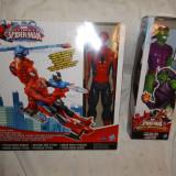 Spiderman in elicopter si Greengoblin