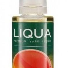 Lichid tigara electronica, LIQUA aroma Piersici, 18MG, 30ML e-liquid