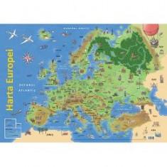 Plansa: Harta Europei