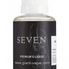 Lichid tigara electronica SEVEN, 30ml 3MG, aroma KIWI