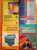 Culegeri clasa a 8-a, evaluarea naționala 2016