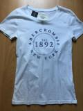 ABERCROMBIE & FITCH TRICOU DAMA, L, Maneca scurta, Casual, Abercrombie & Fitch