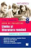 Limba romana - Clasa 8 - Ghid de pregatire Evaluare nationala - Ion Popa, Marinela Popa