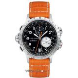 Ceas Hamilton KHAKI ETO H77612933 Cronograf