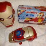 Manusa lui Ironman + Masca