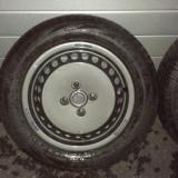 "Set 4 roti originale Alfa Romeo 33 -14"" (A. Benzoni &C. BWA), 5,5"