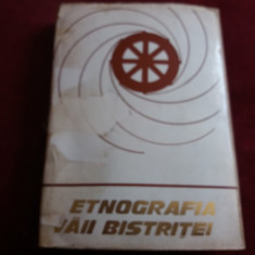 ETNOGRAFIA VAII BISTRITEI ZONA BICAZ 1973
