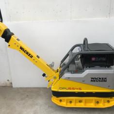 Placa Compactoare WACKER NEUSON DPU5546 Fabricație 2018