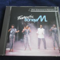 Boney M. - Fantastic Boney M. _ CD,compilatie _ Hansa (Germania,1984) _ disco