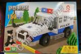 Police Lego station 150pcs