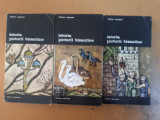 Viktor Lazarev, Istoria picturii bizantine, vol. 1-3, București 1980