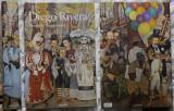 Album de lux , pictura , Diego Rivera , Taschen , 2008 , format mare , 10 kg