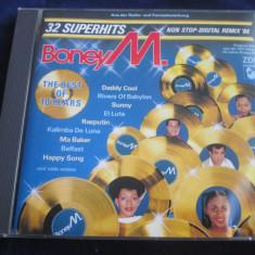 Boney M. - 20 Super Hits _ CD,compilatie _ MCI ( Germania , 1992 )