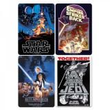 Set 4 suporturi pahar - Star Wars - Film Posters | Half Moon Bay