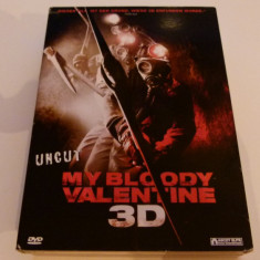 The bloody valentine - dvd, Altele