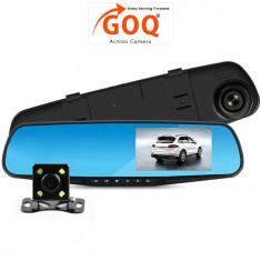 Camera Video Auto Oglinda cu Camera dubla Garantie 2 ani