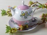 Set ceai - Katie Alice Bird Song   Creative Tops