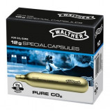 Capsule Walther CO2 12 grame 10buc/Box