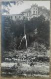 Manastirea Tismana, Gorj// CP, Circulata, Fotografie