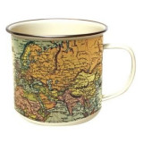 Cana metalica - Map of the world   Gift Republic