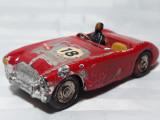 DINKY TOYS 546 - FRANTA - AUSTIN HEALEY - METAL - VINTAGE  ANII 1960