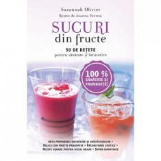 Sucuri din fructe 50 de retete, Litera