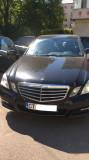 Mercedes-Benz E 220 CDI 2009 266622 Km Diesel Sedan, Clasa E, Motorina/Diesel