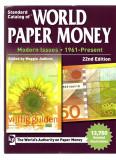 Catalog WORLD PAPER MONEY Modern Issues 1961 - Present - Editia 22 - 2016
