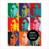 Calendar 2018 - Andy Warhol | Galison