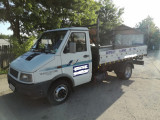Vand Iveco Daily basculabil pe 3 parti